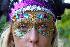 Maquiagens com purpurina para o carnaval 2017