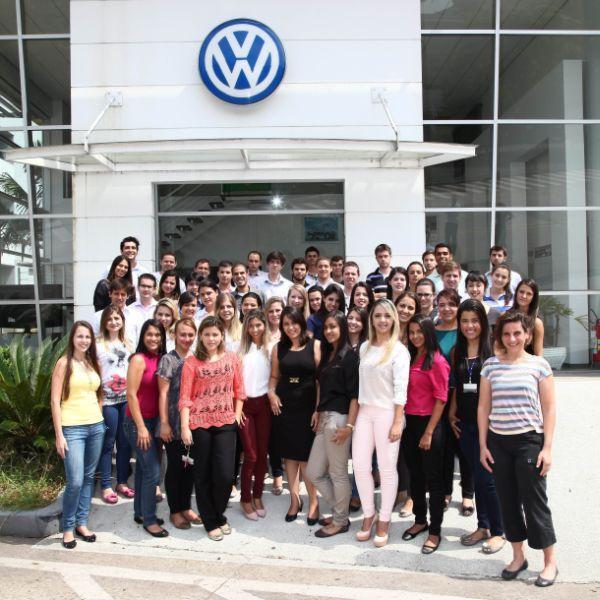 Programa de Estágio Volkswagen 2017