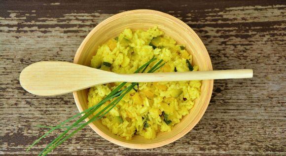 Receita de arroz com polvo
