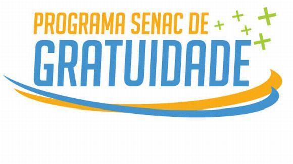 SENAC RS Cursos Gratuitos 2017 PSG Gratuidade