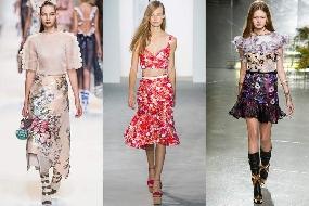 9 Tendências da moda para o verão 2017 2