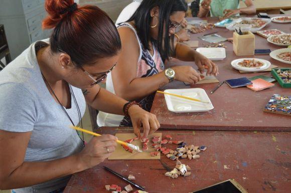 Cursos gratuitos Museu de Arte Moderna da Bahia 2017