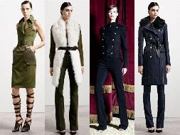 Moda outono 2017 tendência