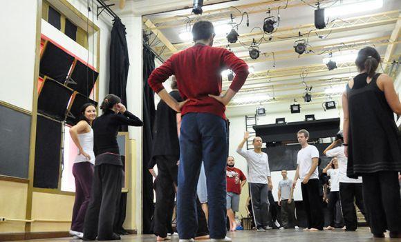 SP Escola de Teatro cursos gratuitos 2017