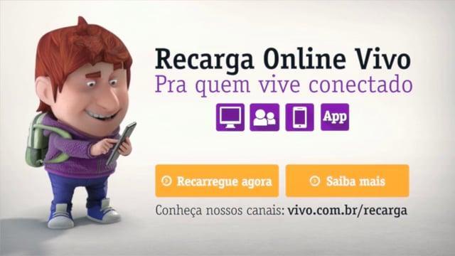 Site Meu Vivo, www.vivo.com.br/meuvivo