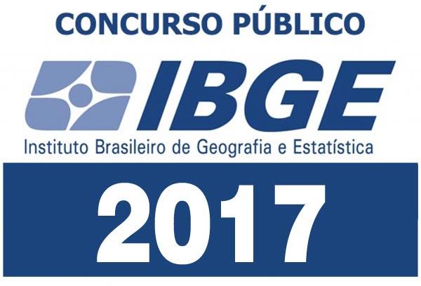 Inscrição para Concurso: IBGE