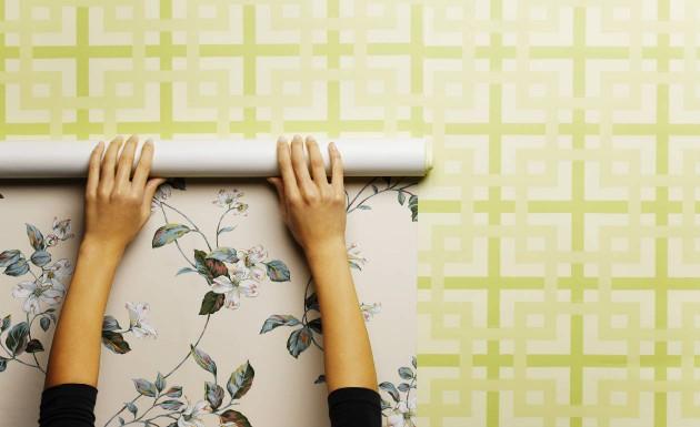 Como Fazer Papel de Parede em Casa?