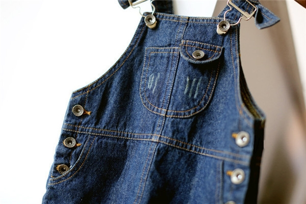 Macacão Jeans Feminino Sawary