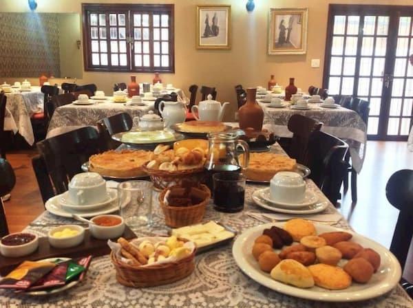 Principais Restaurantes em São Paulo As Noviças