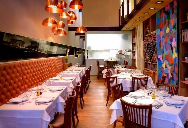 Principais Restaurantes em São Paulo Max Abdo Bistrô