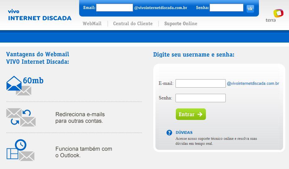 acesso itelefonica vivo