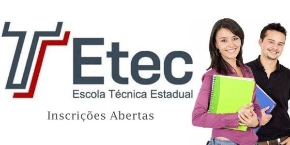 ETECs cursos gratuitos 2018