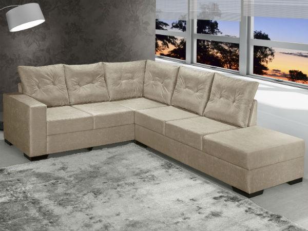 Sof s de canto casas bahia ofertas de sof no site for Casas de sofas en madrid