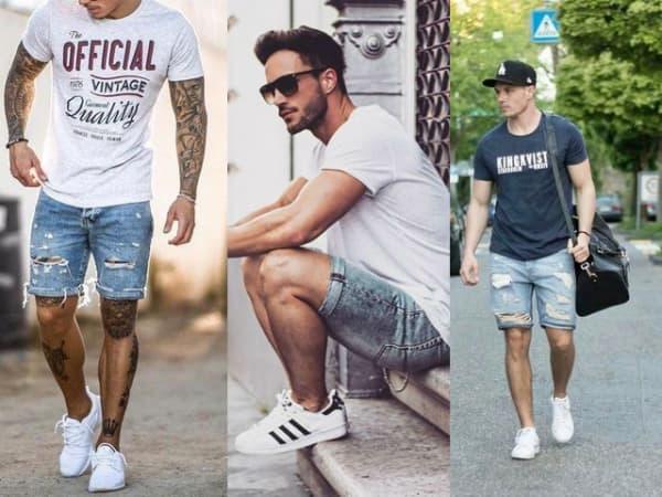 looks masculinos para natal 2018 bermuda