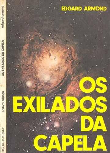 Livro Os Exilados da Capela