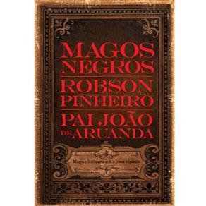 livro Magos Negros
