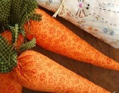 Como fazer cenoura de tecido para páscoa 03