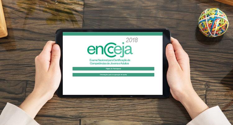 Edital Aberto ENCCEJA 2018: Saiba todas as Informações