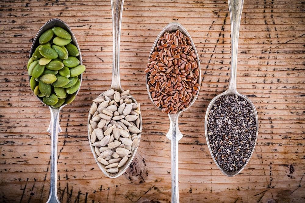 Sementes para emagrecer – As 4 melhores sementes para emagrecer