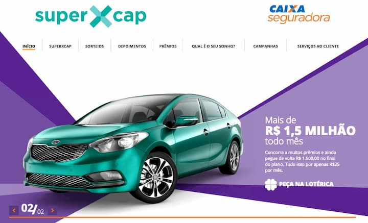 Super X CAP da Caixa – Como Consultar e Resgatar o Valor