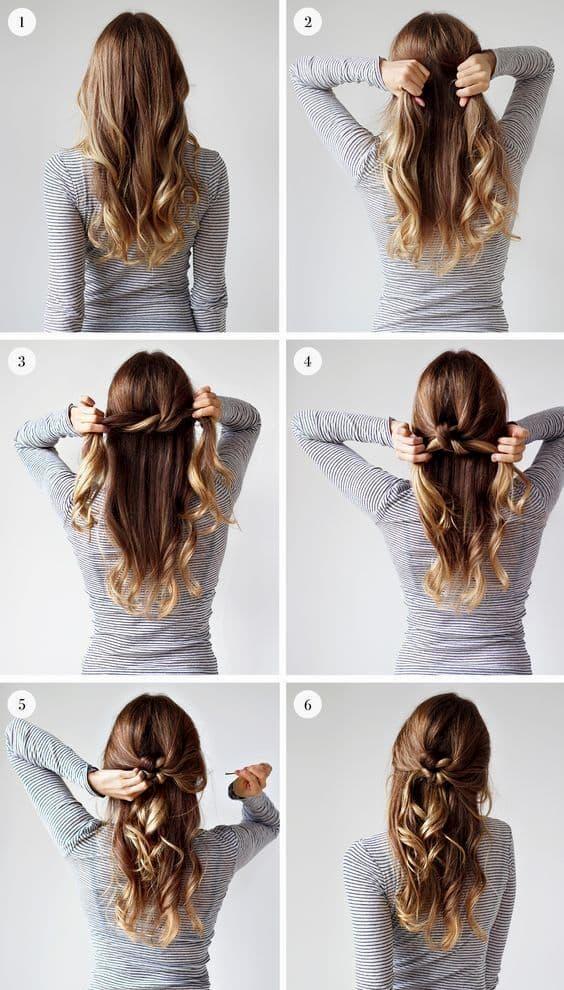 penteado com cabelo solto (1)