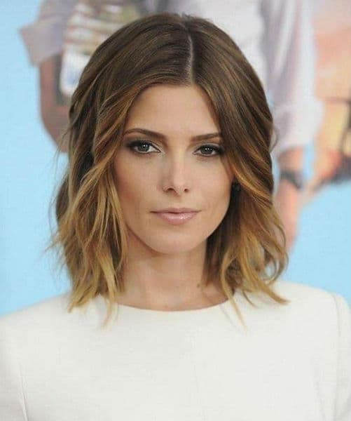 corte de cabelo feminino medio desfiado moderno