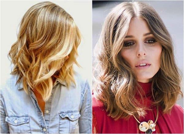 corte de cabelo feminino medio