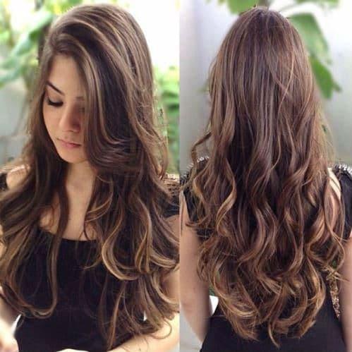 cortes de cabelo feminino longo