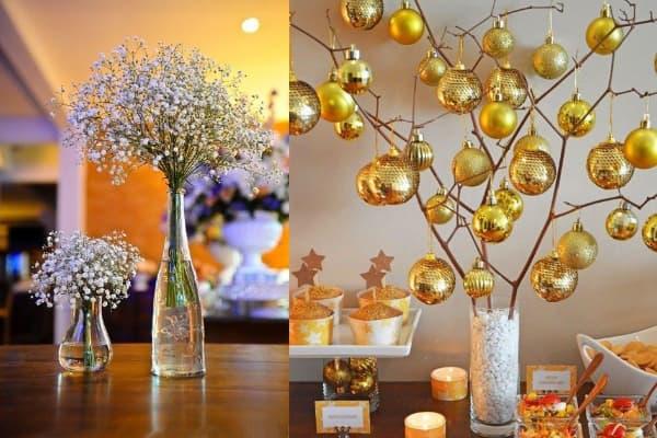 Decoração de Natal 2018 Dicas, Fotos e Ideias com dourado
