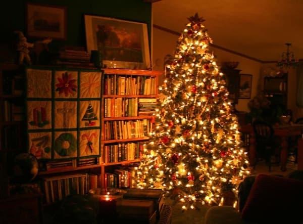 Os significados dos enfeites de Natal árvore de natal