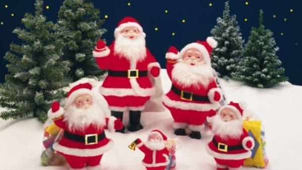 Os significados dos enfeites de Natal papai noel