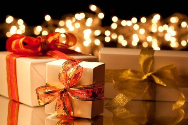 Os significados dos enfeites de Natal presentes