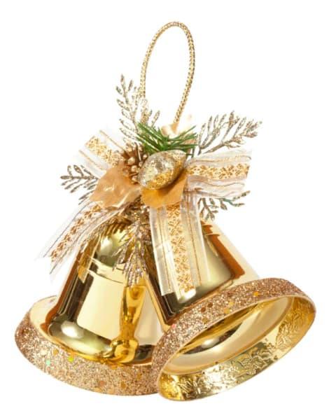 Os significados dos enfeites de Natal sino