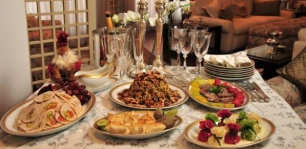 Ceia de Ano Novo   Dicas, Pratos Principais, Sobremesa
