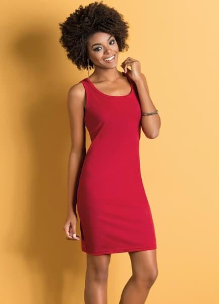 vestido para réveillon tubinho estilo regatinha (1)