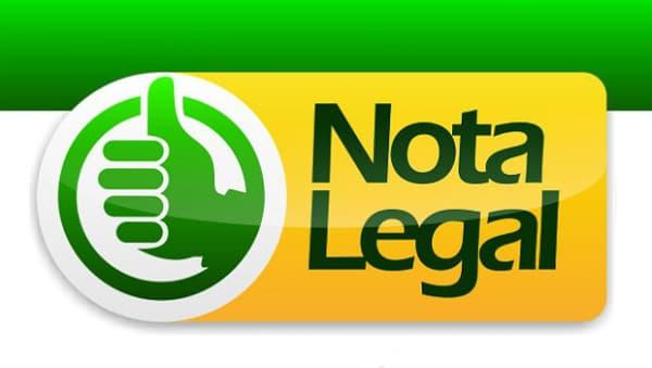 nota legal df programa