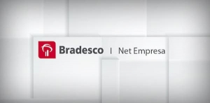 Bradesco Net Empresa teclado