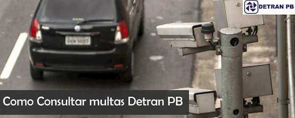 DETRAN PB - Câmera de vigilância