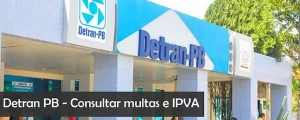 DETRAN PB - prédio do Detran