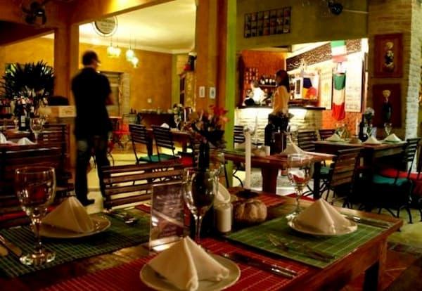 Dicas de Restaurantes em Belo Horizonte Osteria degli Angeli