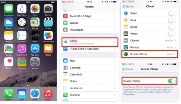 Como Localizar Celular Iphone