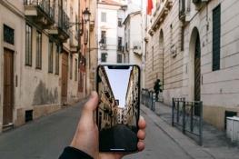 personalizar fotos de viagem