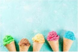 sabores de sorvete sem lactose