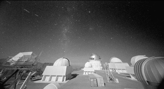 Saiba porque os Satélites Starlinks estão causando conflitos com Astronautas