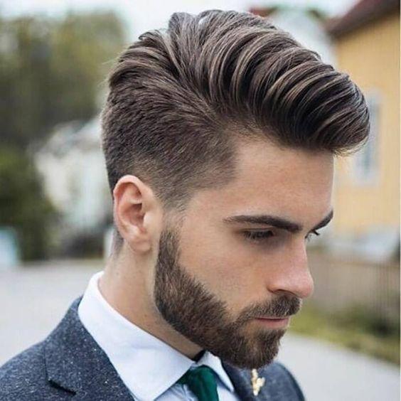 5 cortes de cabelo masculino em alta