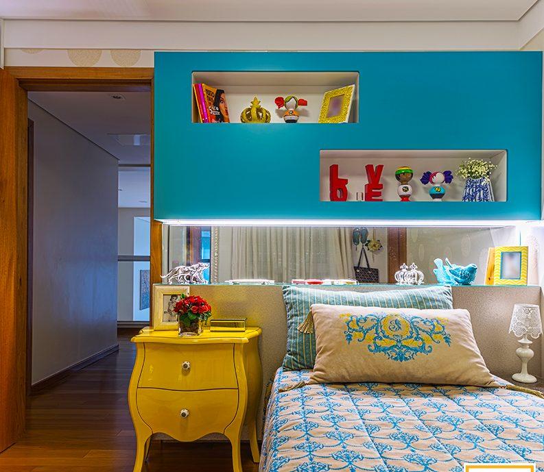 Os melhores projetos para decorar seu quarto na Quarentena