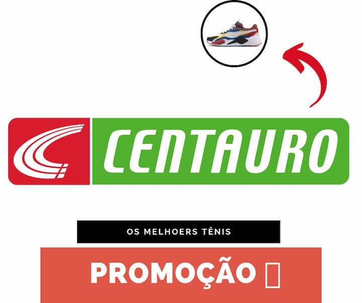 9 tênis masculinos em promoção na Centauro