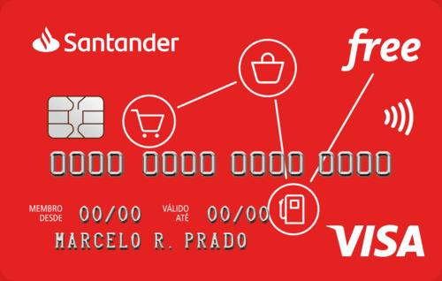 Cartão de Crédito Santander para quem tem Score Baixo