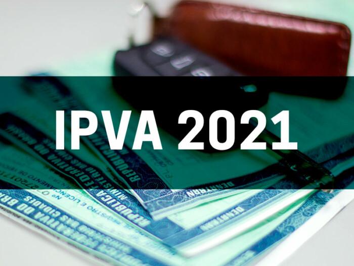 IPVA RJ 2021
