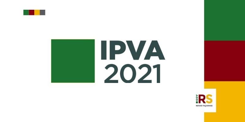 IPVA RS 2021